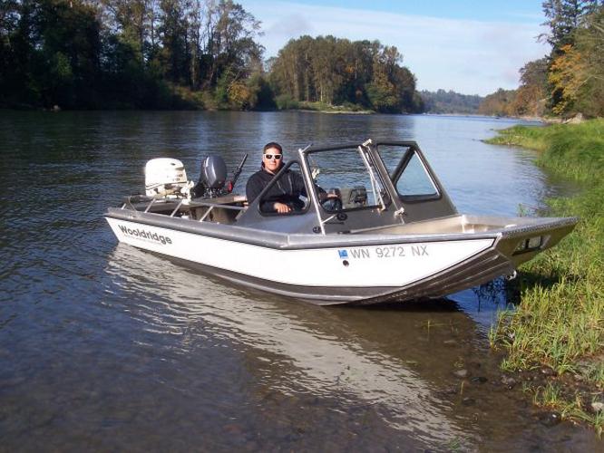 купить лодку alaskan 17