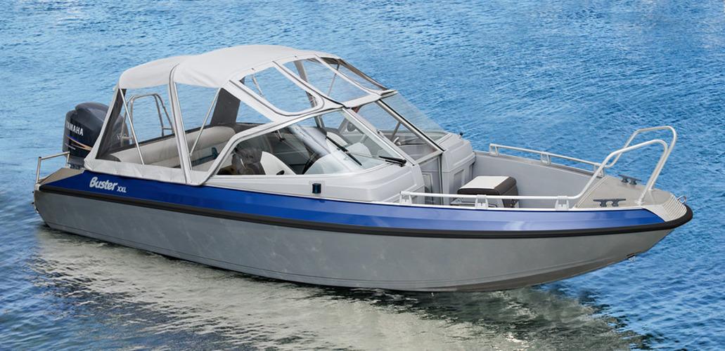 лодка бастер р характеристики